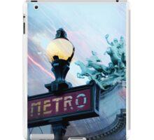 City Mystic • Paris Charioteer iPad Case/Skin