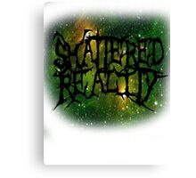 Shattered Reality new logo Canvas Print