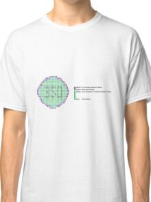 350 Climate Change Tee Classic T-Shirt