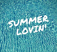 Summer Lovin' by Emily Lanier