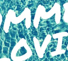 Summer Lovin' Sticker