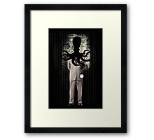 The Time Keeper Framed Print