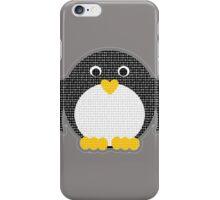 Penguin - Binary Tux iPhone Case/Skin