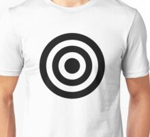 Bull's_Eye Unisex T-Shirt