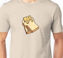 Sleepy Cheesy Unisex T-Shirt