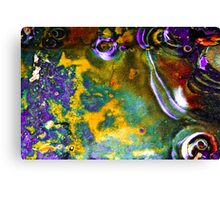 Dead and lovely Canvas Print
