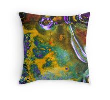 Dead and lovely Throw Pillow