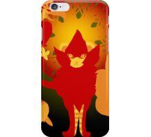 Sun Pokemon iPhone Case/Skin