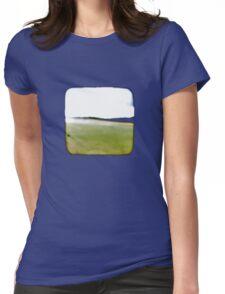 Just a Blur - TTV Womens Fitted T-Shirt