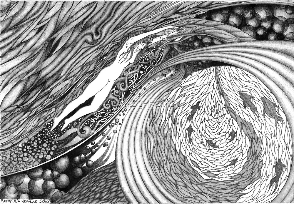 Oceanic Voyage by Artsy-Fartsy