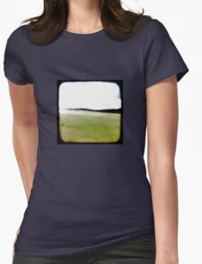Just a Blur - TTV (for colour) Womens Fitted T-Shirt