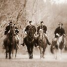 Heading towards battle by Sunshinesmile83