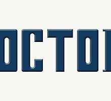 Doctor Who - Logo by BenH4