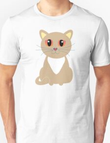 One and Only One Tan Kitty Unisex T-Shirt