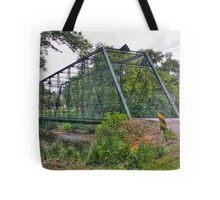 Metal Bridge Tote Bag