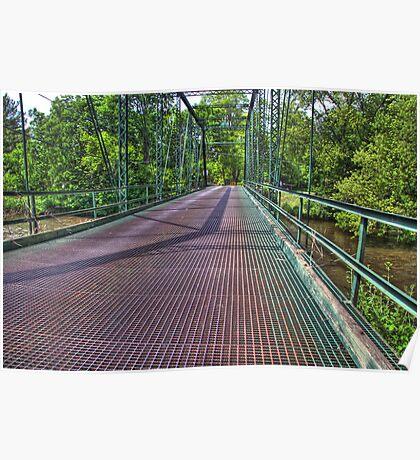 Metal Bridge 2 Poster