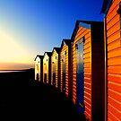 Beach Hut Point by vistavie79