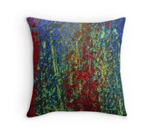 We wait and we wonder Throw Pillow