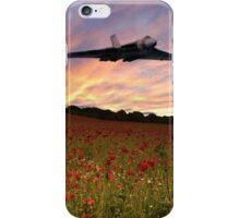 Vulcans End iPhone Case/Skin