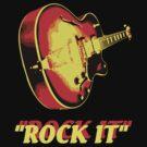 rock t-shirt by ralphyboy