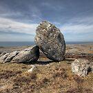 Burren boulders by John Quinn