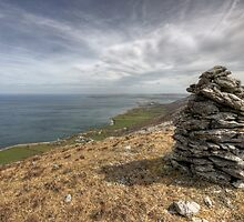 Burren Scenic View by John Quinn