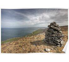 Burren Scenic View Poster