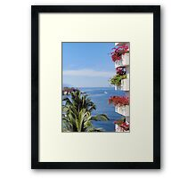 Mismaloya View Framed Print