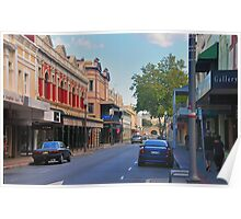 Fremantle High St. #2. Poster