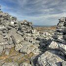 Caherdooneerish Stone fort by John Quinn