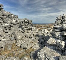 Caherdooneerish Stone fort by John Quinn