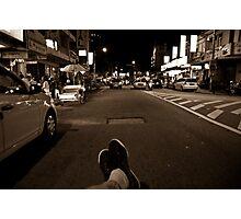 Penang Nightviews Photographic Print