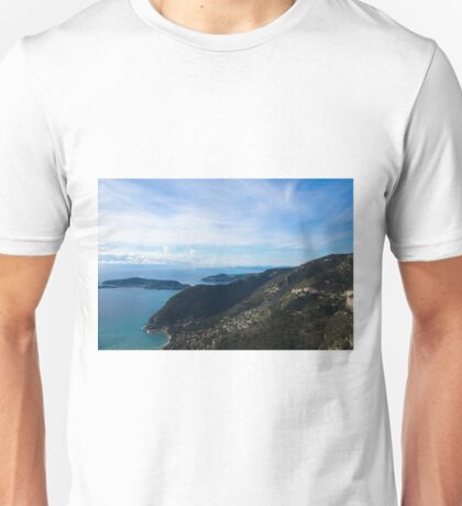 The French Riveria Unisex T-Shirt