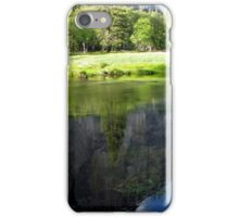 Reflection of the East Face iPhone Case/Skin