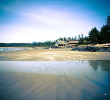 Wickaninnish Beach by Shawnna Taylor