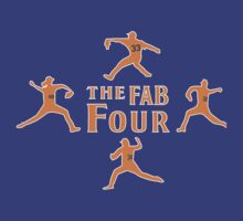 The Fab Four by ChrisGamez