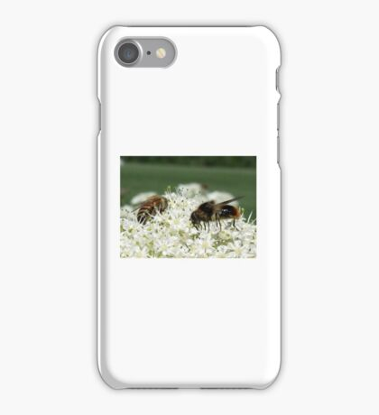 BUSY BEES! iPhone Case/Skin