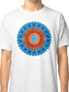 Seeing Eye - Kaleidoscope Mandala By Sharon Cummings Classic T-Shirt