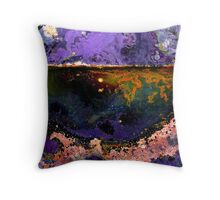 Buried in the Sand Throw Pillow