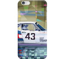 Porsche 935 Coupe Moby Dick iPhone Case/Skin