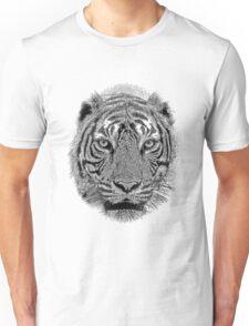 Bengal tiger portrait Unisex T-Shirt