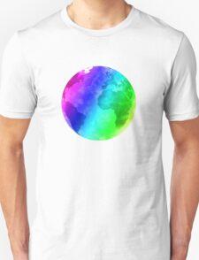 A technicolour world full of relationships T-Shirt