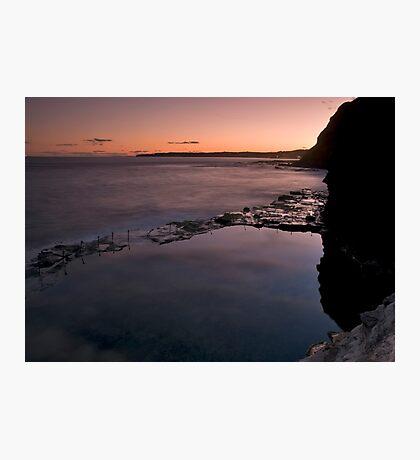 Evening Reflection Photographic Print