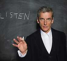 Doctor Who - Listen by BenH4