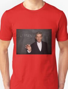 Doctor Who - Listen Unisex T-Shirt