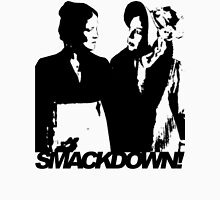 Smackdown! Womens Fitted T-Shirt