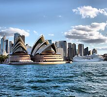 Sydney Harbour Cruise by yolanda