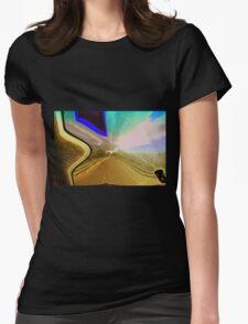 Vertigo Womens Fitted T-Shirt
