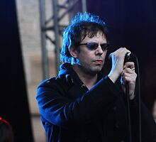 Echo & the Bunnymen - Ian McCulloch by Dovers