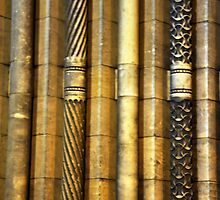 Belfast Cathedral _ Columns by Shubd
